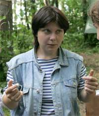 Елена Азарова, Саратов
