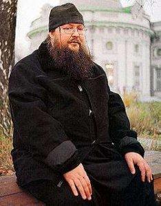 Игумен Сергий, настоятель Московских храмов св.Сергия Радонежского и Храма сошествия Святаго Духа