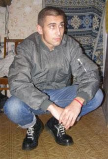 Максим Чайка
