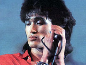 Лидер рок-группы «Кино» Виктор Цой.