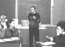 Валерий ПУЗЫРЕВСКИЙ